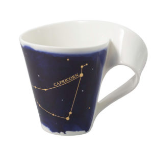 New Wave Stars Mug Capricorn 300ml