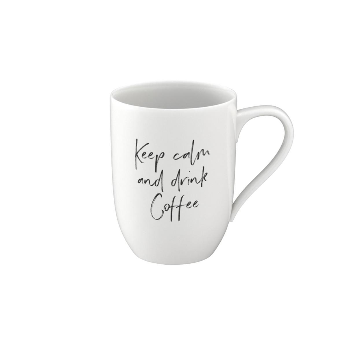 Statement Mug Keep Calm & Drink.Coffee