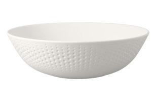 Collier Blanc Decorative Bowl