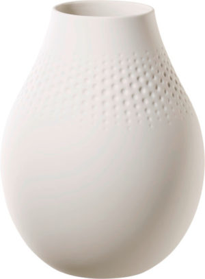 Collier Blanc Vase Perle Tall