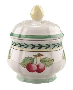 French Garden Fleurence Covered Sugarpot 200ml