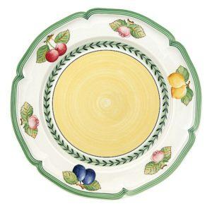 French Garden Fleurence Flat Plate 26cm