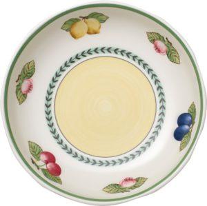 French Garden Fleurence Bowl Flat 23cm
