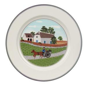 Design Naif Farmer Salad Plate 21cm