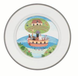 Design Naif Noah's Ark Salad Plate 21cm