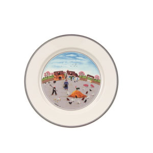 Design Naif Poultry Salad Plate 21cm