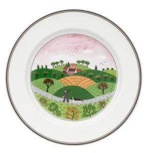 Design Naif Huntsman Salad Plate 21cm