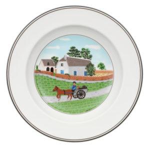 Design Naif Farmer Deep Plate 21cm