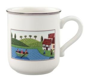 Design Naif Boat Mug 300ml
