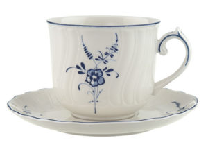 Vieux Luxembourg Breakfast Cup & Saucer 350ml