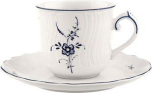 Vieux Luxembourg Coffee Cup & Saucer 200ml
