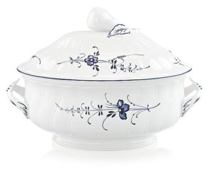 Vieux Luxembourg Oval Soup Tureen 2.7L