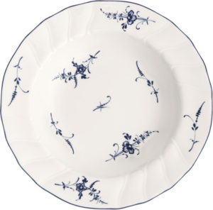 Vieux Luxembourg Deep Plate 23cm