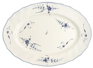 Vieux Luxembourg Oval Platter 43cm