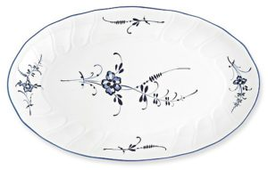 Vieux Luxembourg Pickle Dish 24cm