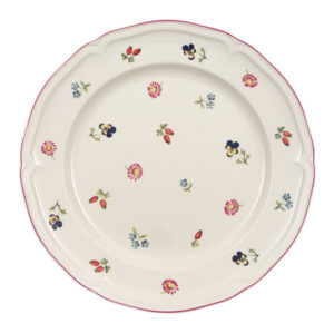 Petite Fleur Flat Plate 26cm
