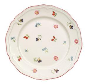 Petite Fleur Salad Plate 21cm