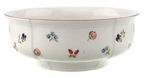 Petite Fleur Salad Bowl 25cm