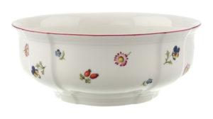 Petite Fleur Salad Bowl 21cm