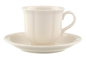 Manoir Coffee Cup & Saucer 2 Piece