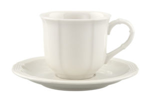Manoir Espresso Cup & Saucer 2 Piece