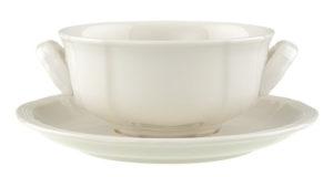 Manoir Soup Cup & Saucer 2 Piece