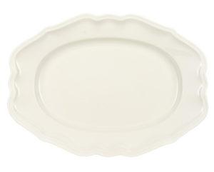 Manoir Oval Platter 37cm