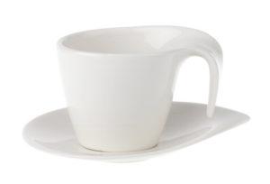 Flow Breakfast Cup & Saucer 380ml