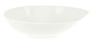 Flow Deep Plate Cereal Bowl 21x20cm