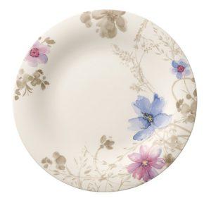 Mariefleur Gris Gourmet Plate 30cm