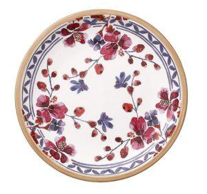 Artesano Lavendel Bread &  Butter Plate