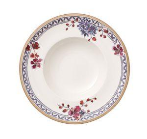 Artesano Lavendel Deep Plate 25cm