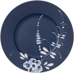 Brindille Salad Plate Blue 22cm