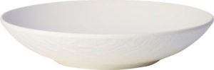 Manufacture Rock Blanc Bowl Flat 430ml