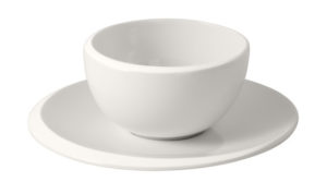 NewMoon Coffee Cup & Saucer no Handle 280ml