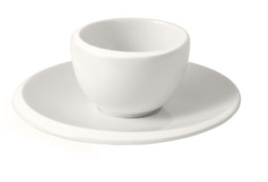 NewMoon Espresso Cup & Saucer no Handle 90ml