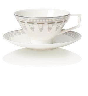 La Classica Contura Espresso Cup & Saucer 100ml