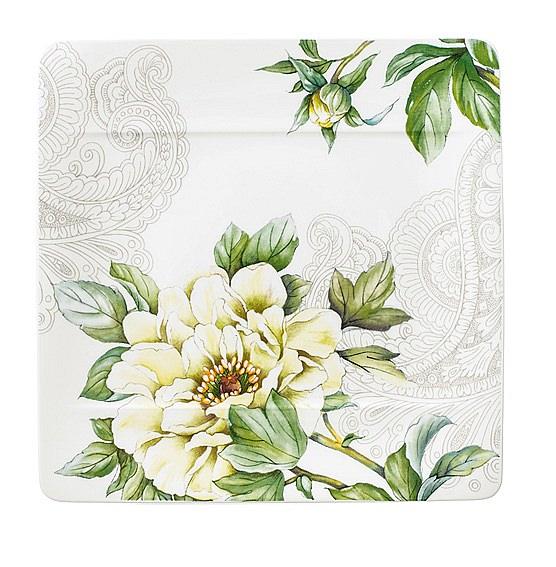 Quinsai Garden Salad Plate 23cm