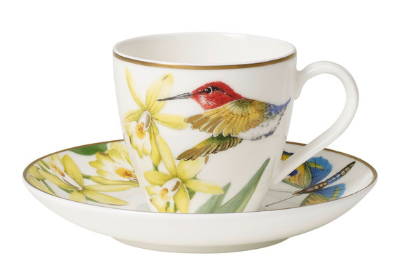 Amazonia Anmut Espresso Cup & Saucer 100ml
