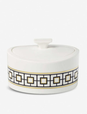Metro Chic Gifts Porcelain Box