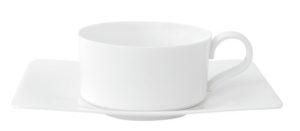 Modern Grace Tea Cup & Saucer 230ml