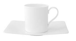 Modern Grace Coffee Cup & Saucer 210ml