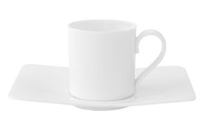 Modern Grace Espresso Cup & Saucer 80ml