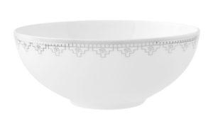 White Lace Individual bowl 13cm D