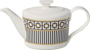 Metro Chic Coffee or Tea Pot 1.2L