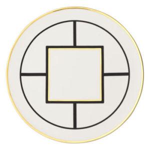 Metro Chic Cake Plate 33cm