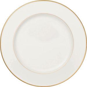 Anmut Gold Round Platter 33cm