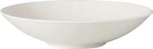 Metro Chic Blanc Deep Plate 800ml