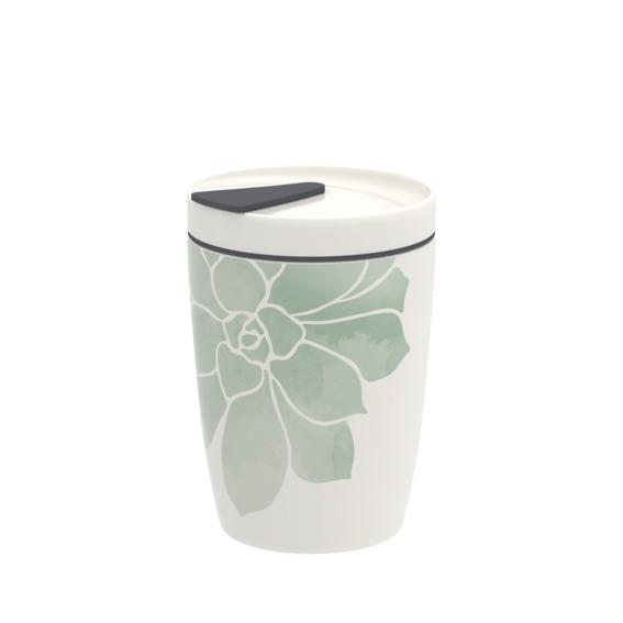 Coffee To Go Mug Succulente 290ml