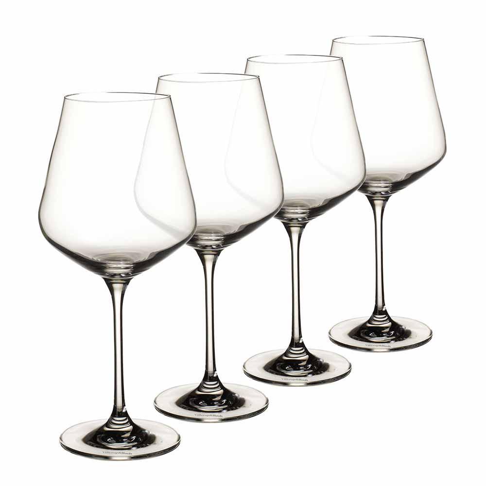 La Divina Red Wine Goblet Set of 4 470ml